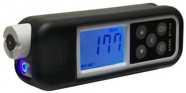 Толщиномер лакокрасочного покрытия ET-110
